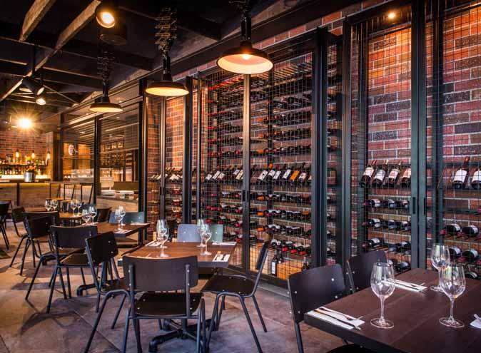 Soho – Waterfront Italian Restaurants