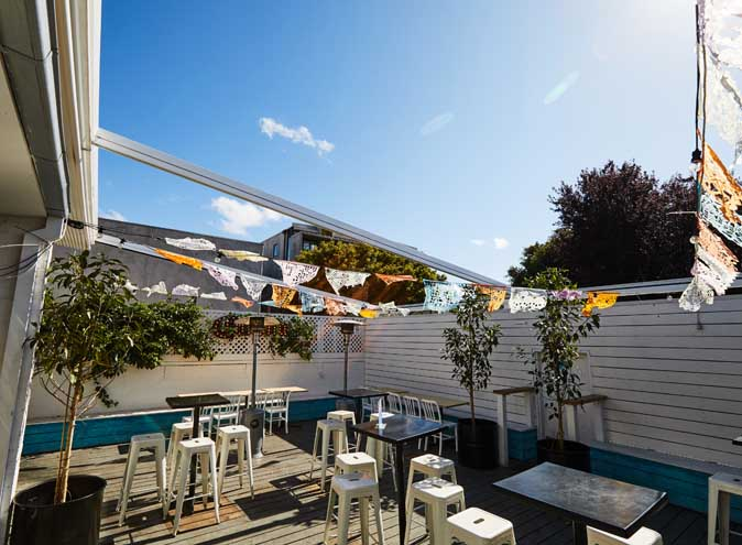 south of the wall melbourne bars richmond bar top best good new hidden rooftop laneway 001 2