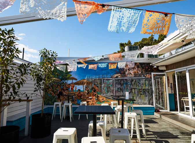 South of the Wall <br/> Best Mexican Bars