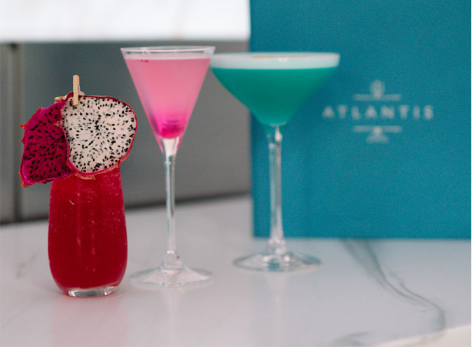 Atlantis Lounge Bar <br/> Exclusive Venue Rooms