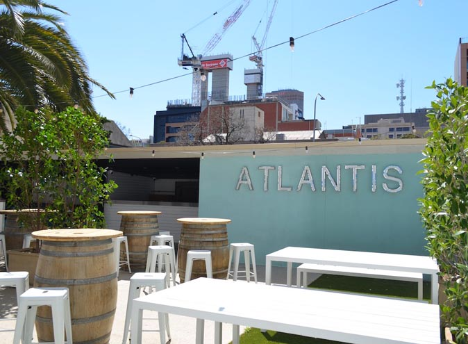 Atlantis Lounge Bar – Unique Venues