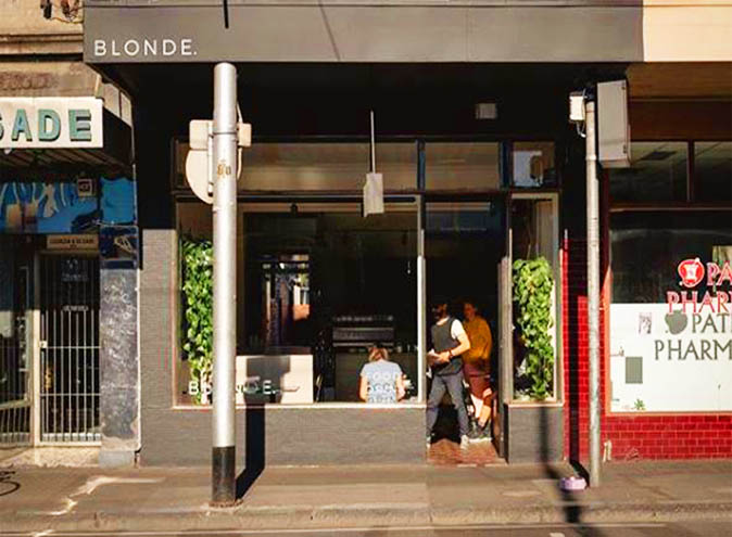 Blonde Food + Drink – Fitzroy Healthy Eats Cafe