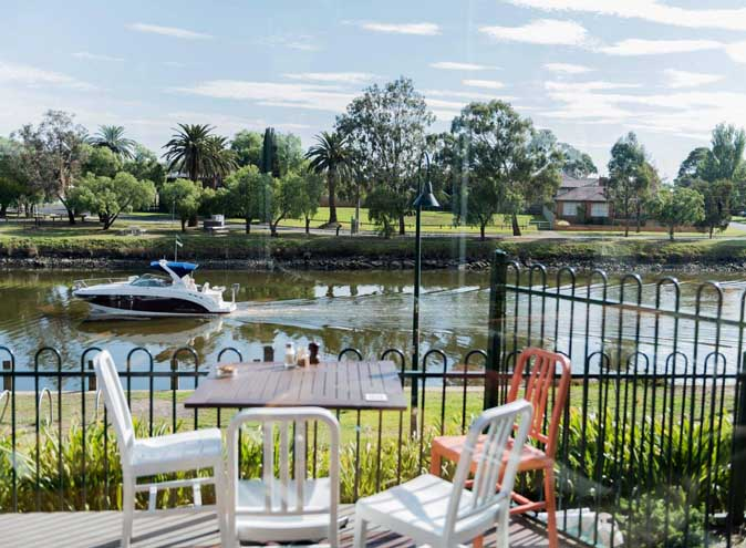 The Boathouse – Riverside Venue Hire