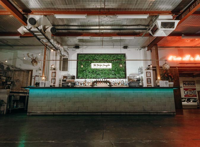 The Budgie Smuggler – Warehouse Venues
