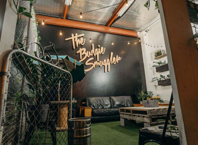 The Budgie Smuggler <br/> Unique Function Rooms
