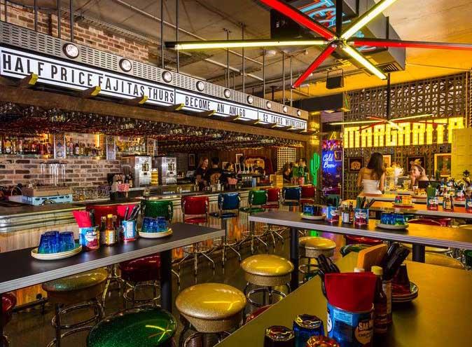 El Camino Cantina Bowen Hills – Top Bars