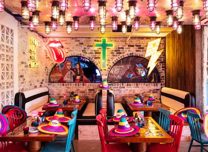 El Camino Manly – Tex-Mex Restaurants