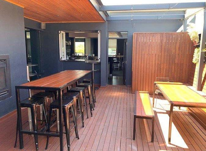 Golden Fleece <br/> Rooftop Beer Gardens