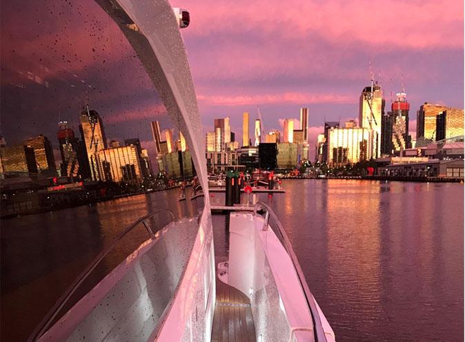 Melbourne Luxury Cruises – Unique Venues