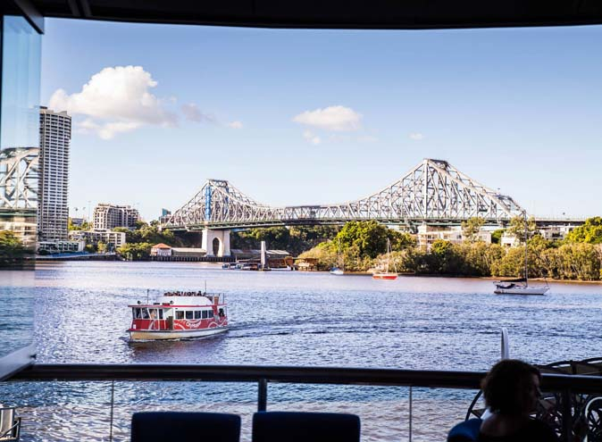 Mr & Mrs G Riverbar <br/> Best Bars With a View