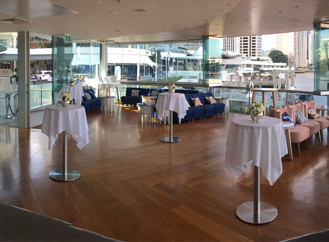 Mr & Mrs G Riverbar <br/> Waterfront Venue Hire