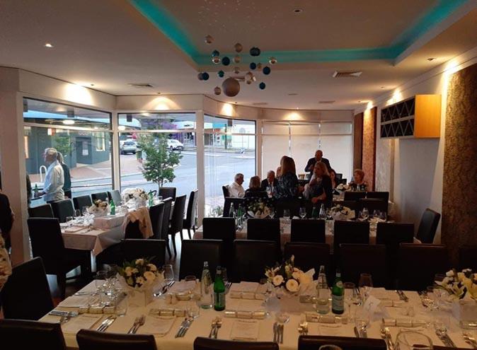 Prego Restaurant <br/> Restaurant Venue Hire