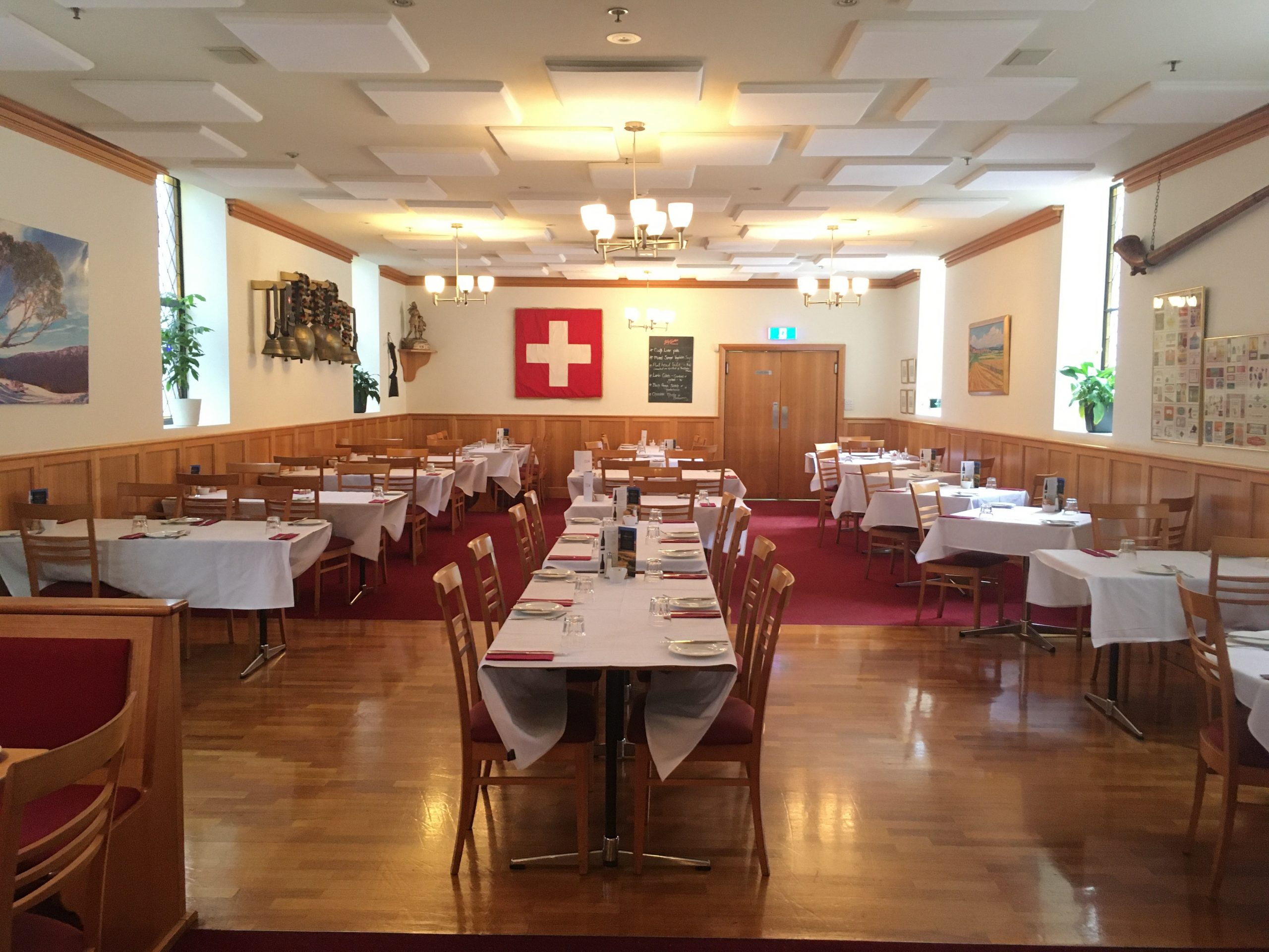 Swiss House <br/> Unique Function Venues