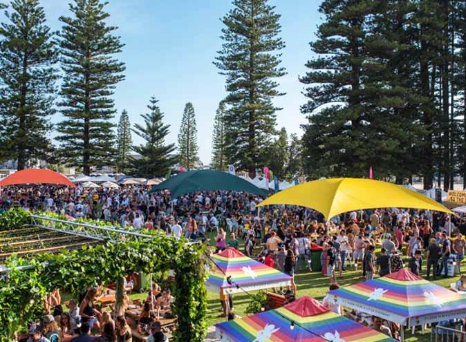 beer fest brisbane 2020 drinks cocktails sun festival music comedy fun wine food park friends 3