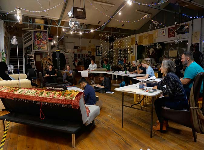 The Fitzroy Art Collective <br/> Creative Function Hire