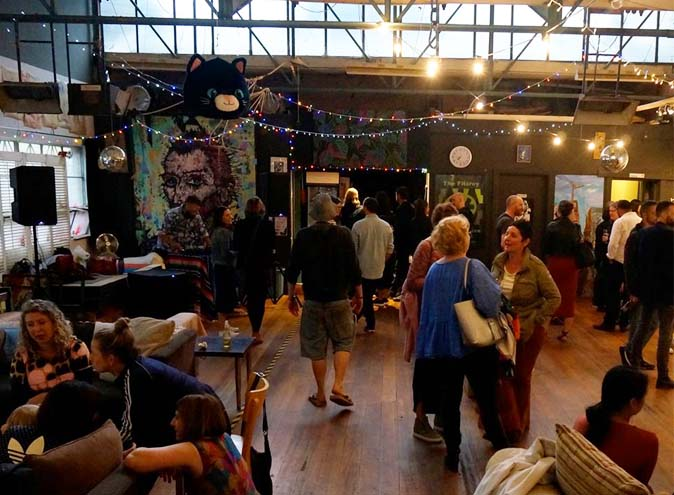 The Fitzroy Art Collective – Unique Venue Hire