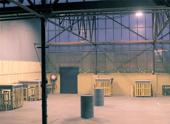 The Industrique – Warehouse Venues