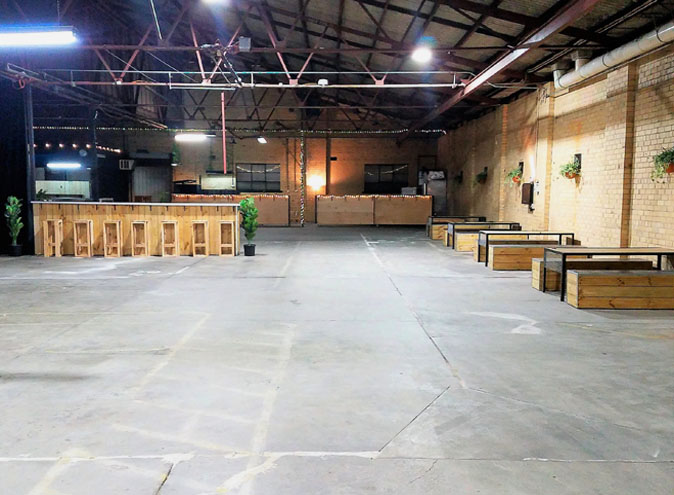 The Industrique – Warehouse Venues