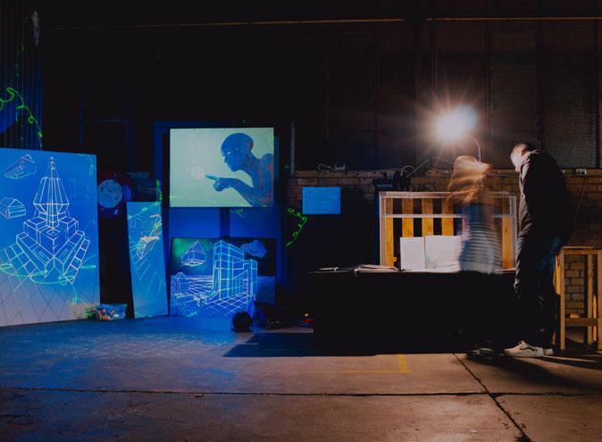 The Industrique – Blank Canvas Venues