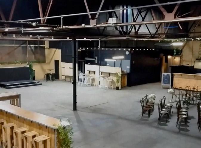 The Industrique <br/> Warehouse Venues