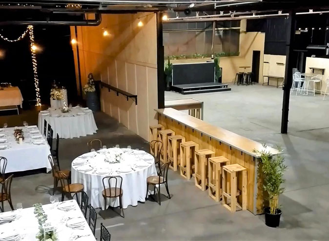 The Industrique – Blank Canvas Venues