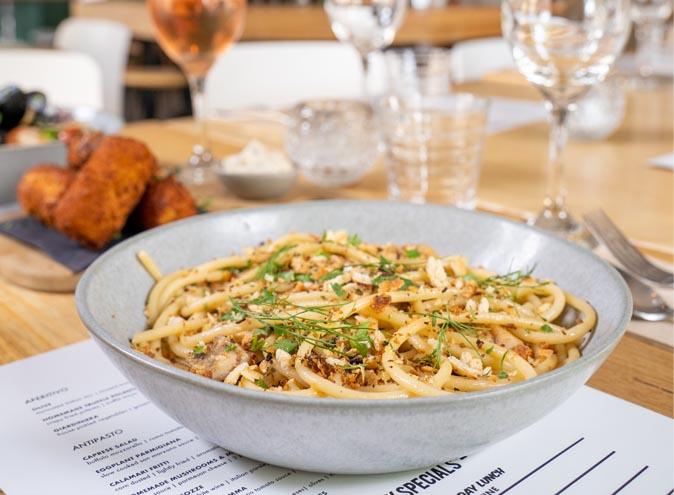 Mamma's Boy Trattoria – Italian Restaurants