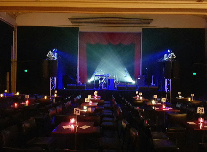 Memo Music Hall – Function Hire