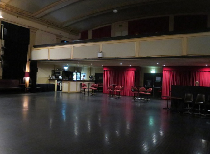 Memo Music Hall – Unique Venues
