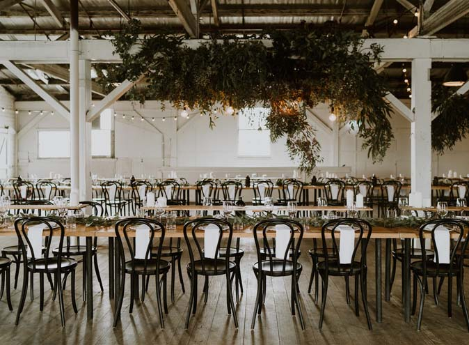Gather & Tailor – Warehouse Venues