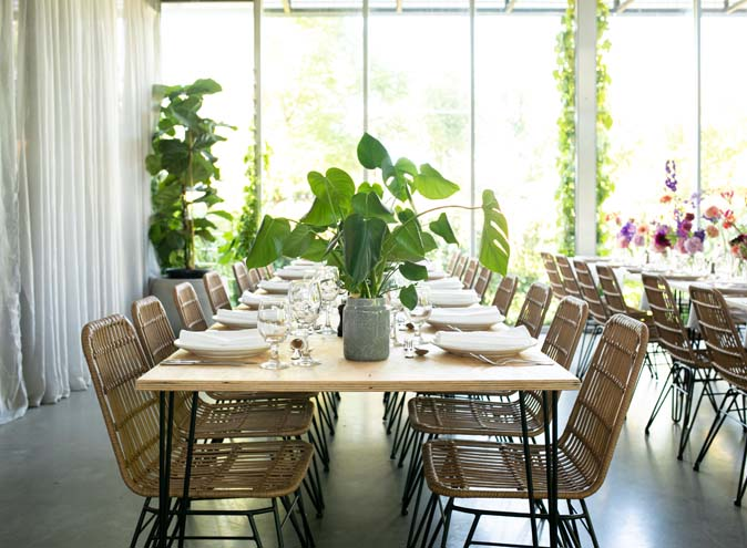 Grow Events <br/> Contemporary Venue Hire