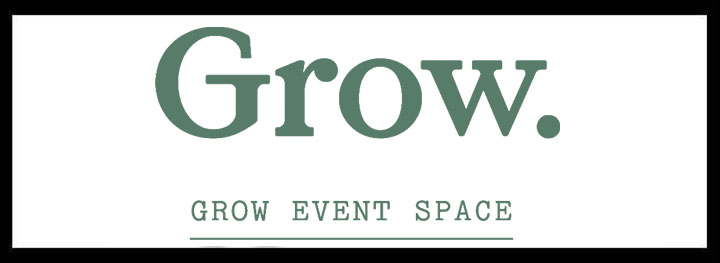 Grow Events – Contemporary Venue Hire