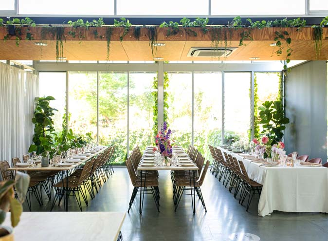 Grow Events – Contemporary Venue Hire