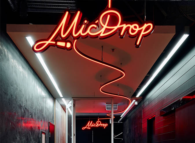 MicDrop South Melbourne – Function Venues