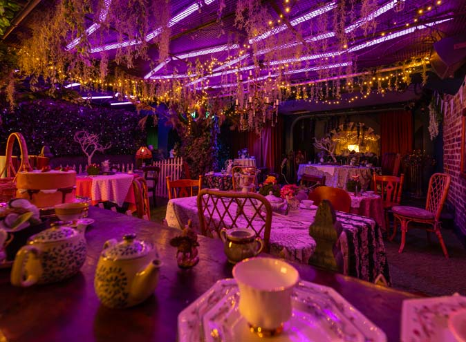 Wonderland Bar – Fantasy Function Venues