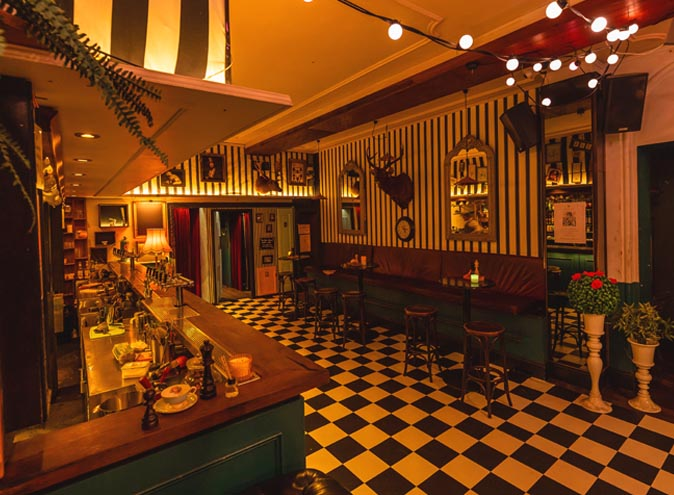 Wonderland Bar <br/> Fantasy Function Venues