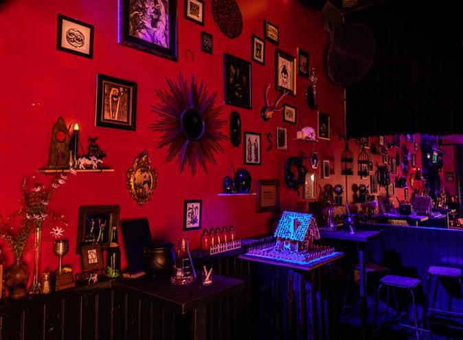 Wonderland Bar <br/>Best Themed Bars