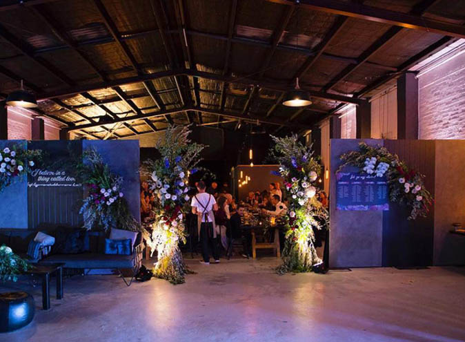 Burswood Space <br/> Blank Canvas Venues