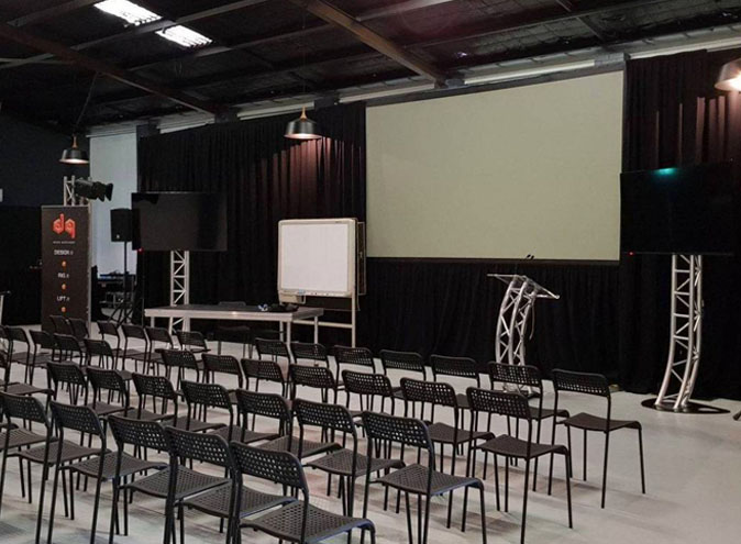 Burswood Space – Warehouse Venues