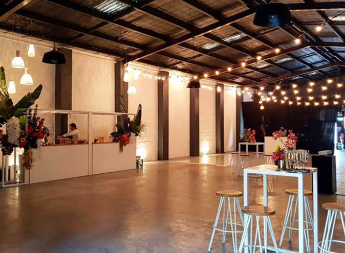 Burswood Space – Blank Canvas Venues
