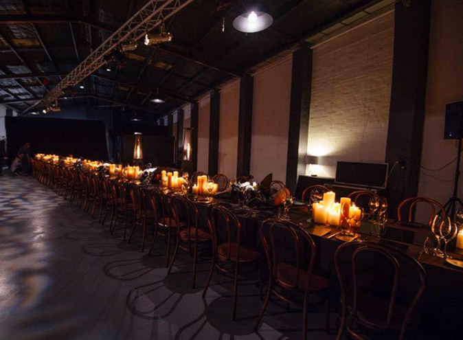 Burswood Space <br/> Warehouse Venues