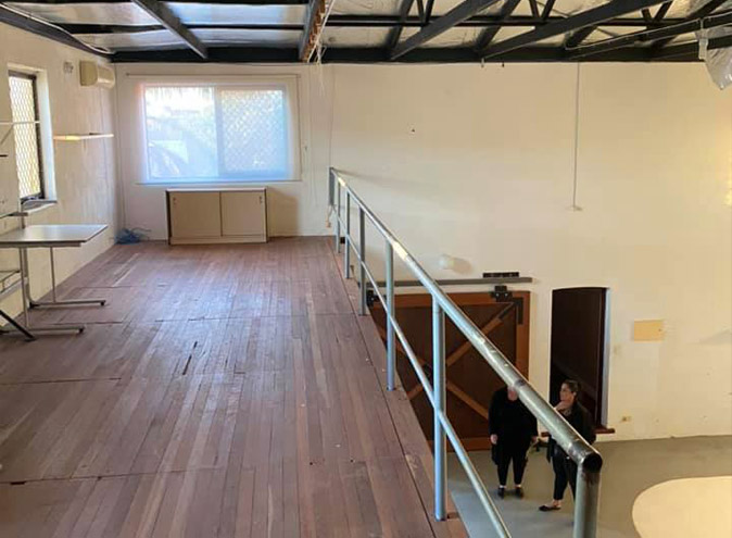 21 Wittenoom Warehouse <br/> Blank Canvas Venues