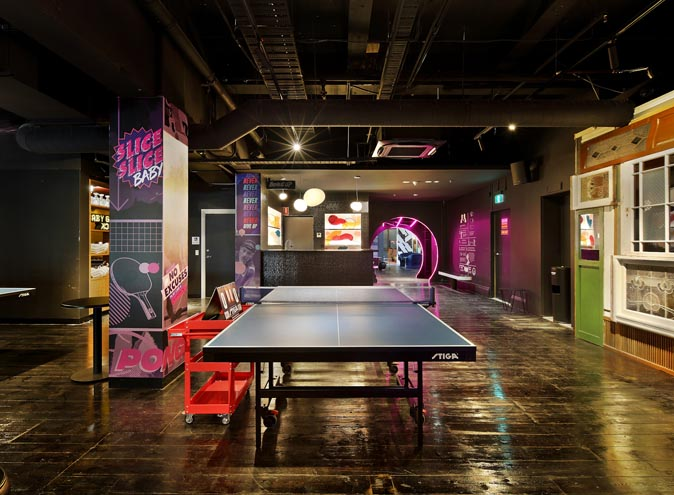 Ballers Clubhouse <br/> Interactive Function Venue