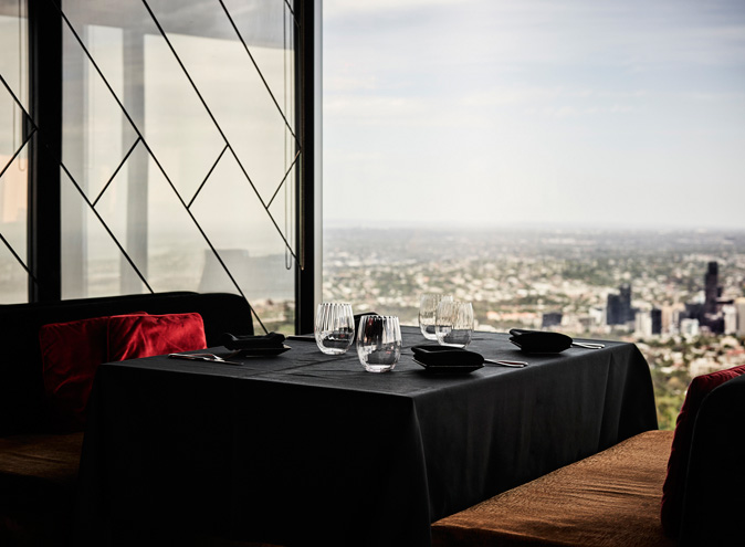 Eureka 89 </br> Fine Dining Restaurants