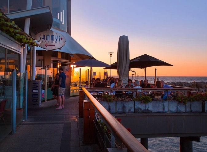Sammys on the marina adelaide glenelg restaurant restaurants dining seafood australian fine view top best nice food waterfront 007 17 1