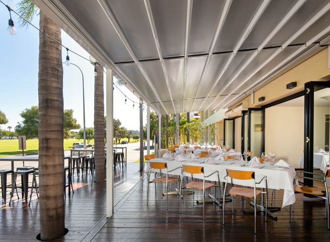Gusti </br> Outdoor Restaurants