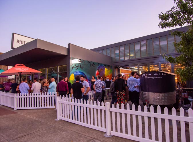 The Cannery @ Riot Wine Co <br/> Event Spaces