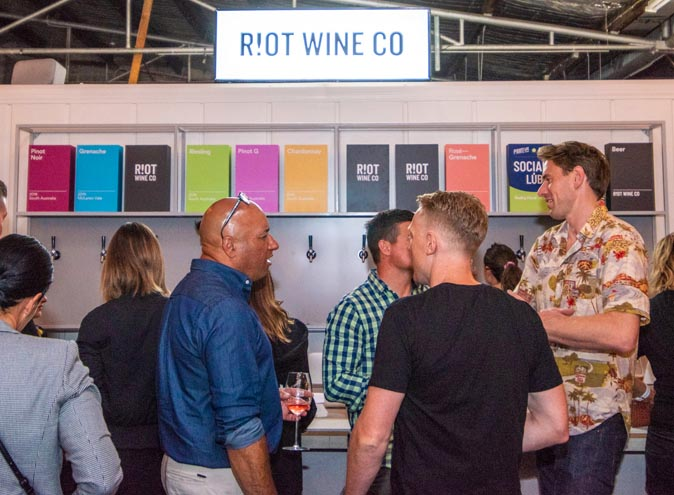 The Cannery @ Riot Wine Co <br/> Function Venues