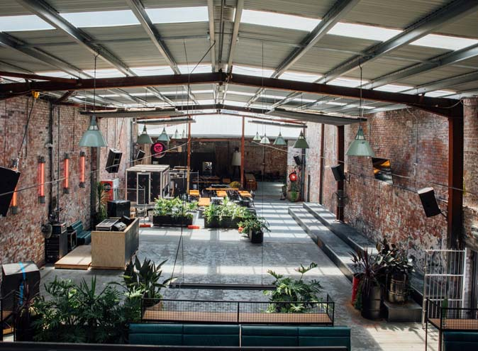 The Third Day Function Venues North Melbourne Rooms Venue Hire Party Warehouse Outdoor Festivals Birthday Corporate Cocktail Dance Event Food Truck 004 2