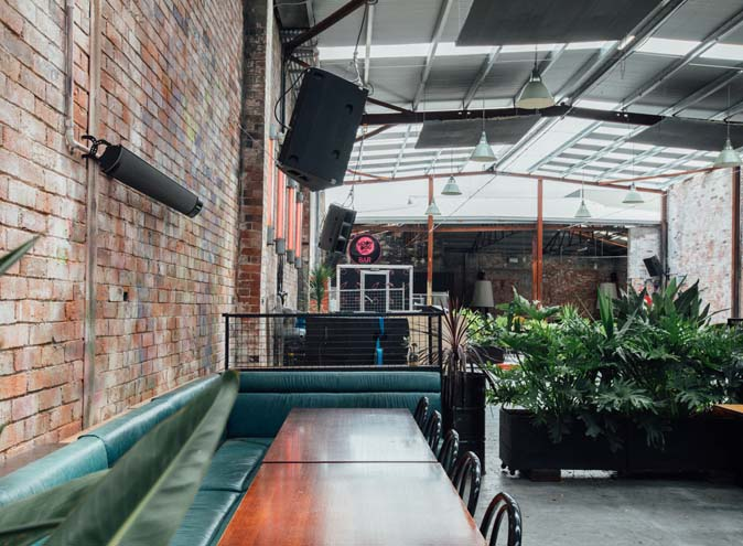 The Third Day Function Venues North Melbourne Rooms Venue Hire Party Warehouse Outdoor Festivals Birthday Corporate Cocktail Dance Event Food Truck 004 4
