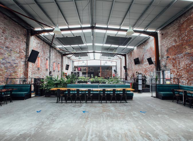 The Third Day Function Venues North Melbourne Rooms Venue Hire Party Warehouse Outdoor Festivals Birthday Corporate Cocktail Dance Event Food Truck 004 5